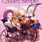 COUNTRY SAMPLER BACK ISSUE MAGAZINE DEC JAN 1990 DECOR IDEAS & ACCESSORIES NEAR MINT