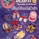 KAPPIE ORIGINALS ~ BEAD IT UP WEARABLE BEAD ART CRAFT BOOKLET 1989 DISC NEAR MINT