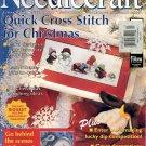 NEEDLECRAFT NO. 68 CHRISTMAS 1996 U.K. BACK ISSUE CRAFTS MAGAZINE NEAR MINT