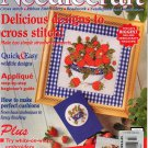 NEEDLECRAFT NO. 62 JULY 1996 U.K. BACK ISSUE CRAFTS MAGAZINE MINT