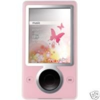 NEW Microsoft Zune Media Mp3 Player (30 GB, 7500 Songs) - Pink Limited Edition