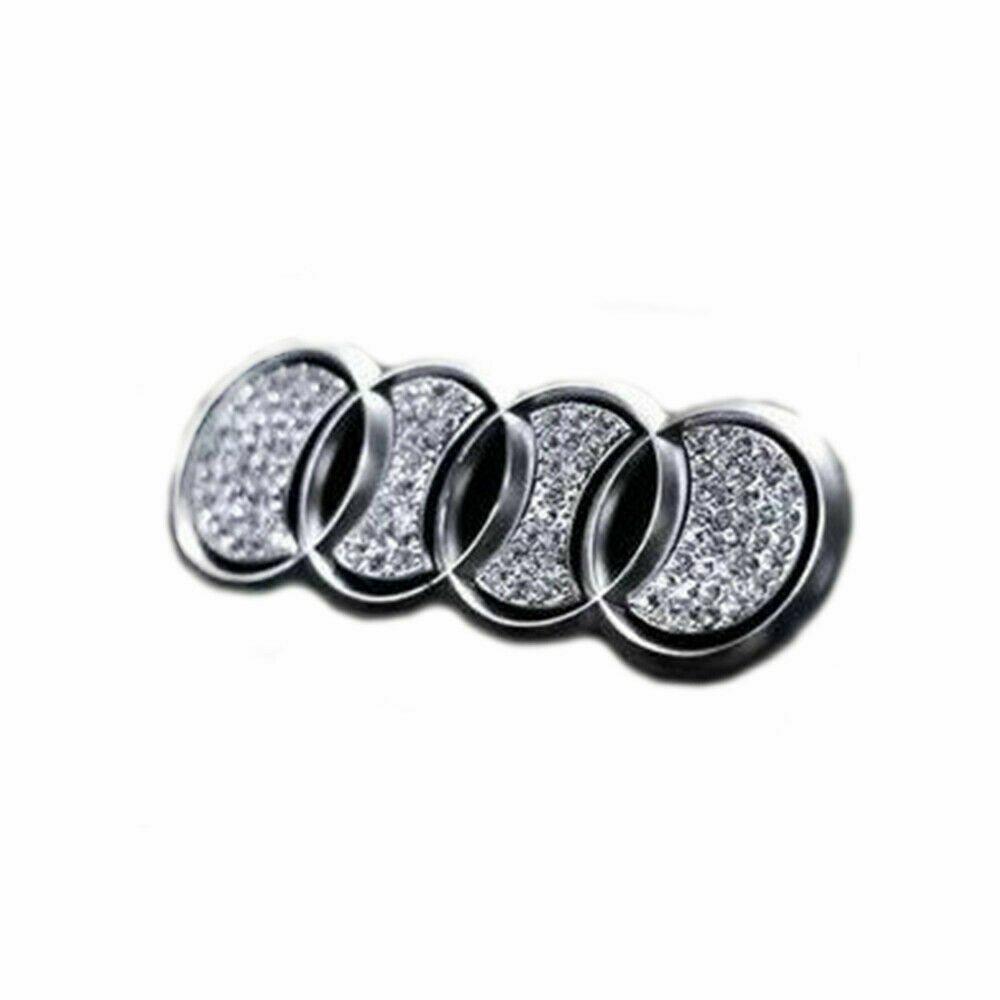 Audi Inner Diamond Steering Wheel Sticker