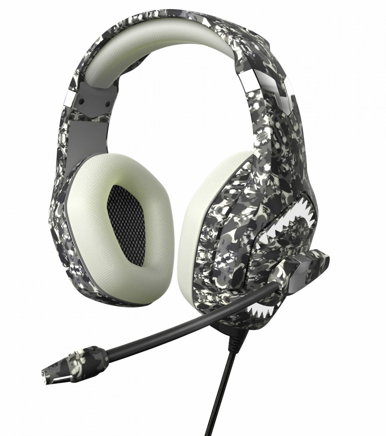 PC Gaming Headset K1 PRO CAMO For PS4 XBOX One GH Stereo USB Headphone