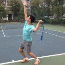 Tennis Serve Training Tools Whip Practice Trainer Padel Racket SERVEMASTER Begginers