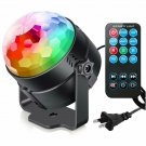 Portable Disco Party Light Multicolored Room Kids