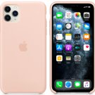 Apple Pink Sand Silicone Case for iPhone 11 Protection Cover