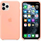Apple Peachy Silicone Case for iPhone 11 Protection Cover
