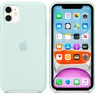 Apple Sea Foam Silicone Case for iPhone 11 Protection Cover