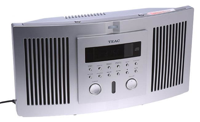 Teac Cd X6 Wall Mount Stereo System