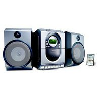 Philips MC138-37 Micro Hi-Fi System with Digital AM FM Tuner
