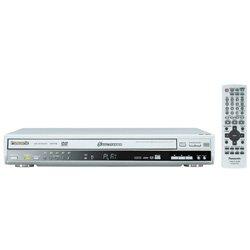 Panasonic DVD-F86S 5-Disc Progressive Scan DVD Changer Silver