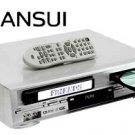 SANSUI VRDVD-4000A VCR + DVD COMBO