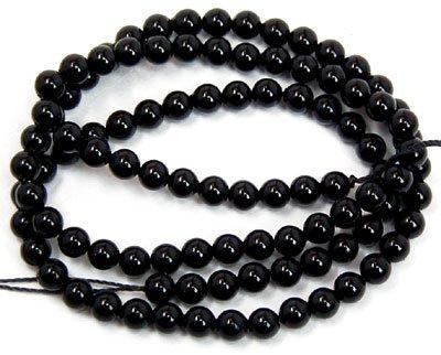 100 SWAROVSKI 5810 FAUX PEARL BEADS 5MM MYSTIC BLACK