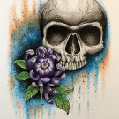 Skull and Mum
