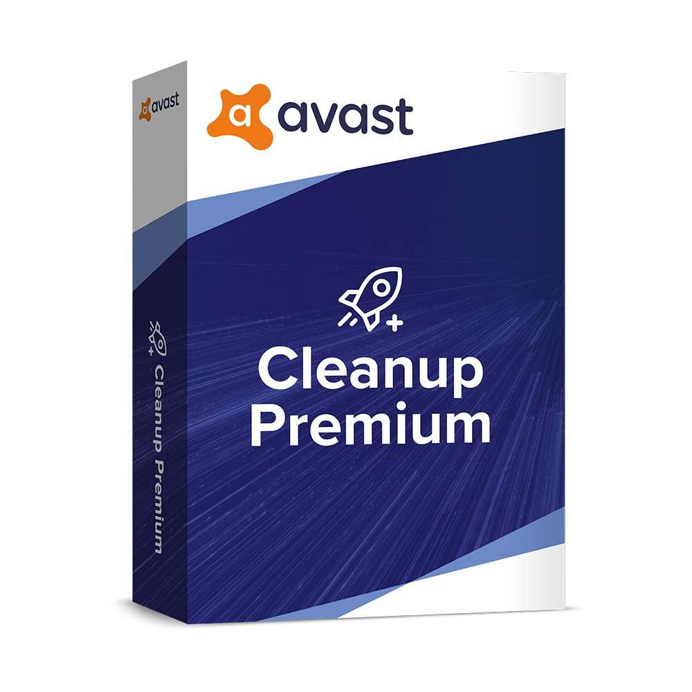 Avast Cleanup Premium  (1 PC/ 2 Years) Global