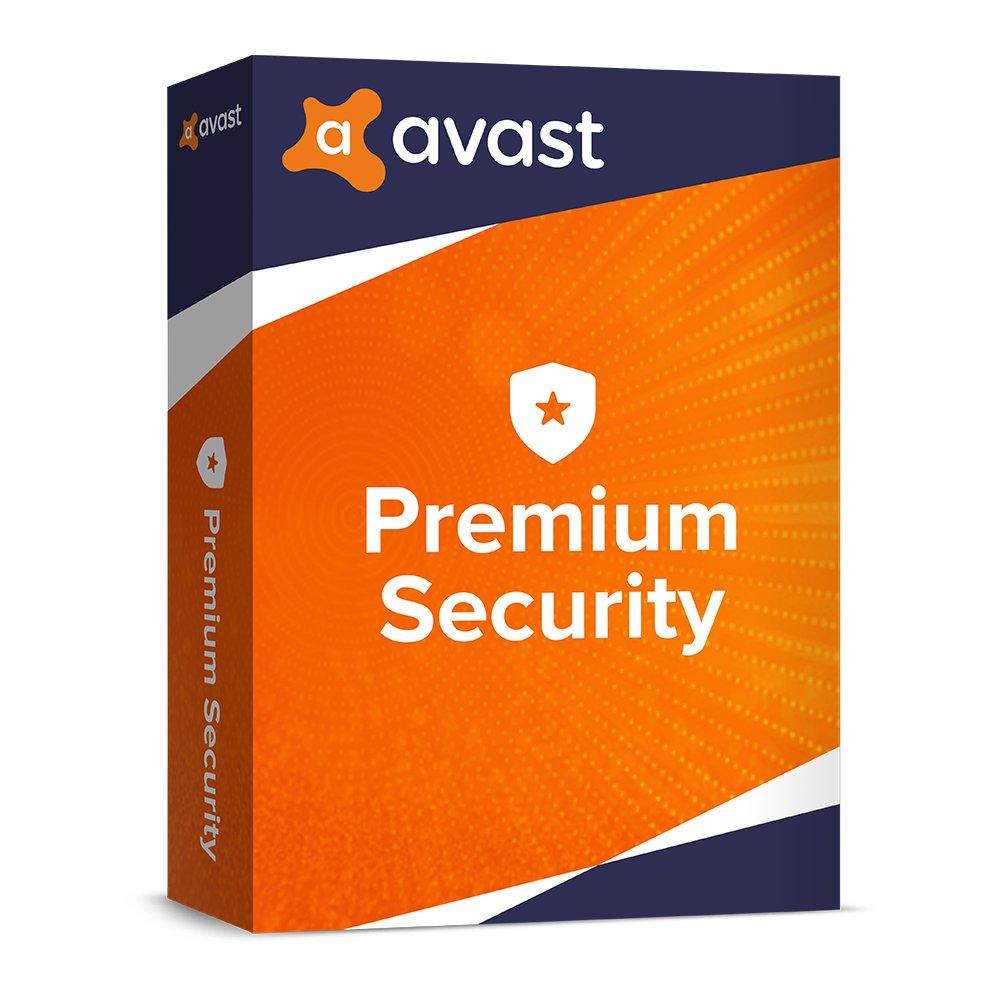 Avast Premium Security (5 Macs / 1 Year) Global