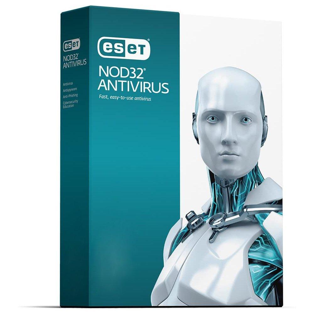 ESET NOD32 Antivirus (3 PCs / 1 Year) Global