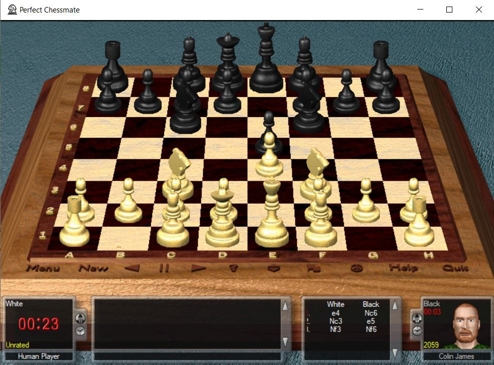 Perfect Chessmate Chess Download PC