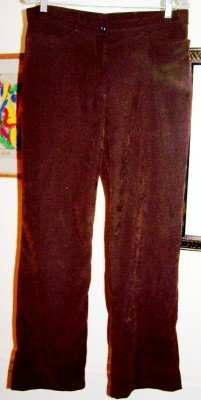 BROWN COLDWATER CREEK PANTS Stretch 14