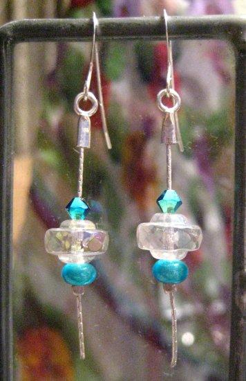 Jetson Blue - Earrings