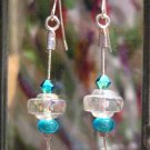 Jetson Blue - Earrings