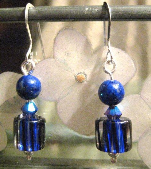 Blueberry Bounce - Earrings