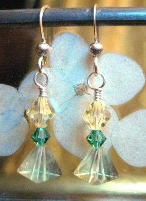 Mint Lemonade - Earrings