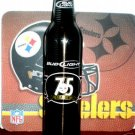 Pittsburgh Steelers EMPTY 75th Anniversary Bud Light Bottle