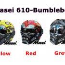 New Bumblebee MASEI 610 Helmet motorcycle helmet half helmet open face helmet