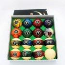 Pool table accessory, Superior Standard 57mm Billiard Pool Table Marblized Ball