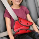 Car Safety Seat Belt Cover Baby Child Protection Sturdy Adjustable Triangle