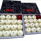 1pc Single Russian Billiards balls 60mm Pool game Resin CUE balls for Russian
