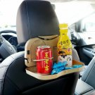 Auto seat Drink Food Cup Tray Car Back Seat Table Selling Car Accessories car