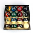 Billiard Table Balls 3A Grade Size 57mm Pool Table Ball 2-1/4'' Factory