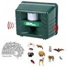3in1 Animal Repellent Tech-1500m2 Range-Dog Repellent For Lawns
