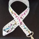 Music note lanyard / ID holder / badge holder