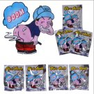 5pcs whole Convenient New Prank Toy Fart Bomb Bags Stink Bomb Smelly Halloween Kids Practical Jokes