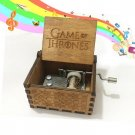 New Carved Queen Wooden Music Box Star Wars Game of Throne Beauty and the Beast