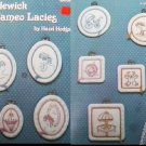 Candlewick embroidery patterns 9 cameo picture designs