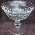 Fostoria Colony sherbet cocktail glasses set of 4 stem glass pieces