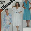 Simplicity 5441 women's pullover dress sz 12 14 & 16 uncut