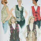Simplicity 9819 vest sewing pattern misses size 6 8