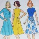 Simplicity 6884 vintage 1970s dress misses sz 16 B38