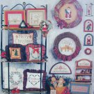 Cross Stitch booklet 35 Need'l Love My Favorite Christmas 20 designs