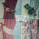 Simplicity 8522 sewing pattern 11 curtain tie backs home decorating uncut
