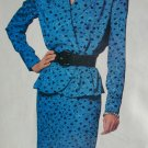 Butterick 6514 See and Sew pattern misses top skirt sz 6 to 14