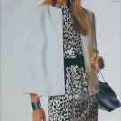 McCall 3047 sewing pattern misses jacket dress size 16 18 20 UNCUT