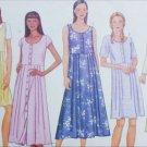 Butterick 3023 sewing pattern loose fitting dress sizes 6 8 10 UNCUT