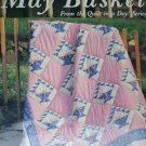 Quilt pattern booklet May Basket Quilt in a day series Eleanor Burns