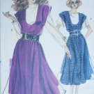 Vogue 7555 sewing pattern misses jumper and top sizes 18 20 22 UNCUT
